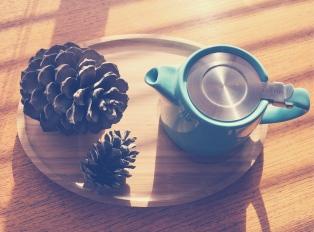 Stump tea pot, For Life