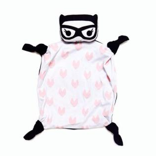 Snugipops catti girl comforter; thismodernlife.co.uk (superhero and others also available)